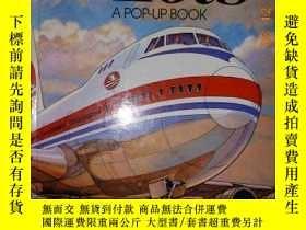 二手書博民逛書店Pilots罕見(A Pop-up book)-飛行員(一本彈出的書)Y443421 Peter Seymou