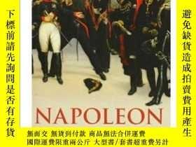 二手書博民逛書店拿破侖罕見榮耀的終點 英文原版 Napoleon: The End of Glory Munro Price OU