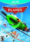 WiiU Disney s Planes 飛機總動員(美版代購)