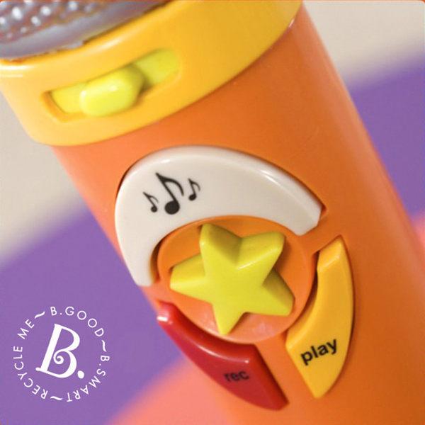 【美國B.Toys】卡拉OK麥克風