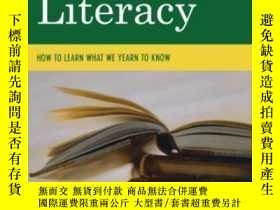 二手書博民逛書店Natural罕見Literacy: How To Learn What We Yearn To Know-自然素