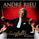 安德烈‧瑞歐  永恆圓舞曲 CD  Andre Rieu  And The Waltz Goes On (音樂影片購)