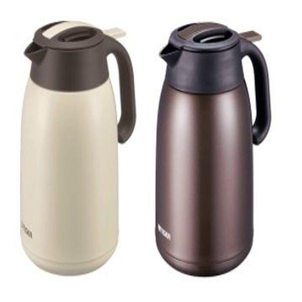 【虎牌】1.6L提倒式不鏽鋼保冷保溫熱水瓶 PWM-B160