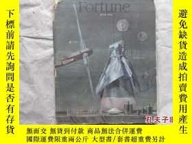 二手書博民逛書店罕見FORTUNE---juneY18210 出版1947