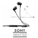 SONY MH750  原廠品質 雙耳音樂耳機 3.5mm立體聲 入耳式耳機 贈耳機收納袋  Z5 Z4 Z3 Z2 Z1 Z Z5P  [ WiNi ]