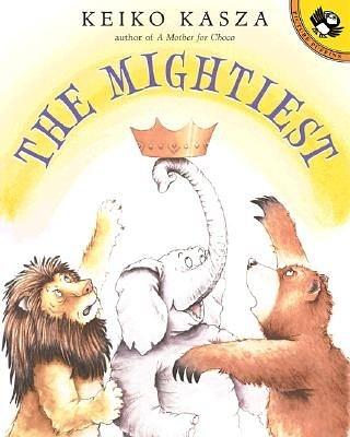 【麥克書店】『快樂讀出英語力』THE MIGHTIEST  /英文繪本