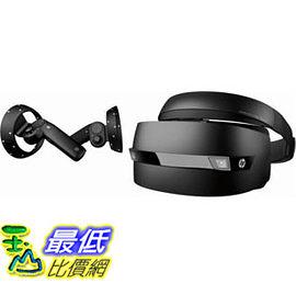 [107美國直購] 運動控制器 HP - Mixed Reality Headset and Controllers (2018 New)