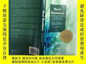 二手書博民逛書店英文原版罕見Real Numbers: Management Accounting in a Lean Organ
