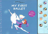 First Music Book:My First Ballet 芭蕾舞音樂書