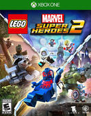 X1 樂高:Marvel 超級英雄 2(美版代購)