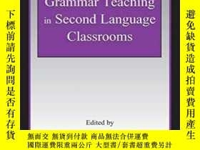 二手書博民逛書店New罕見Perspectives On Grammar Teaching In Second Language