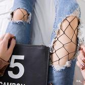 6雙漁網襪短襪中筒女士韓國魚網襪黑色短絲襪夏季網格絲襪子網眼(限時八八折)