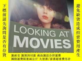 全新書博民逛書店LookingAt Movies (fifth Edition)