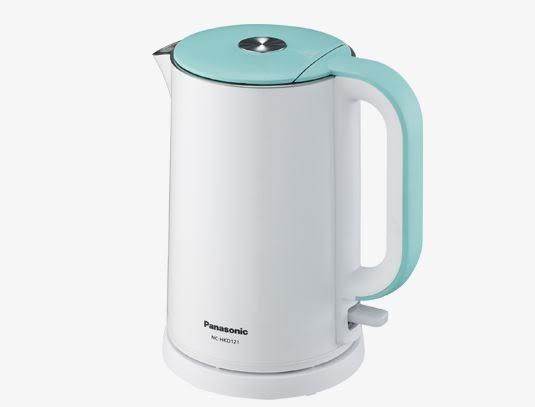 【現貨】Panasonic 國際牌 1.2L 雙層隔熱 電水壺 NC-HKD121 W(白色)