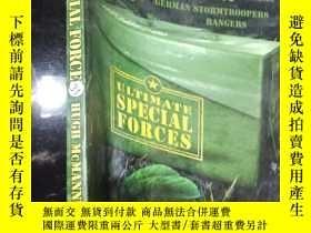 二手書博民逛書店DK罕見Ultimate Special Forces 平裝 特