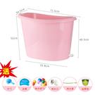 成人浴桶加厚塑料兒童大人洗澡盆家用大號沐浴缸女浴盆泡澡桶全身 喵可可