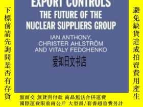 二手書博民逛書店【罕見】Reforming Nuclear Export Con
