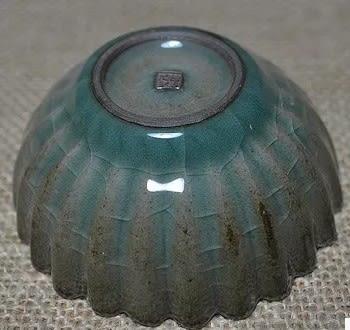 [協貿國際]  青瓷蓮花杯獨立杯茶具茶道 (1入)