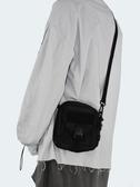 後背包ins潮流復古工裝戰術機能單肩包斜挎包男女潮易家樂小鋪