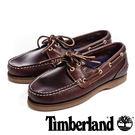 Timberland (女)~Amherst經典帆船鞋-咖