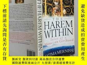 二手書博民逛書店THE罕見HAREM WITHIN Tales of a Mor
