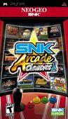 PSP SNK Arcade Classics Vol 1 SNK經典大型電玩作品大集合(美版代購)