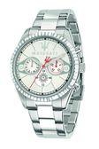 【Maserati 瑪莎拉蒂】/三眼鋼帶錶(男錶 女錶 手錶 Watch)/R8853100005/台灣總代理原廠公司貨兩年保固