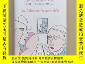 二手書博民逛書店About罕見Women: Conversations Between A Writer and A Painte