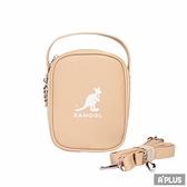 KANGOL 包 BAG 英國袋鼠 小方包 十字紋皮革 斜背包 - 6055301231