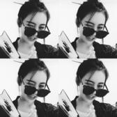 gm墨鏡女韓版潮眼鏡網紅街拍ins戚薇同款2019新款太陽鏡防紫外線