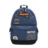 Superdry Moto Montana 男款後背包(海軍藍)