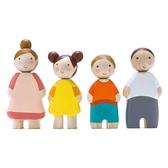 【美國Tender Leaf Toys】我的幸福家庭(娃娃屋人偶配件)