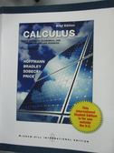 【書寶二手書T1/大學商學_WFI】Calculus-for Business…_Hoffman, Bradley