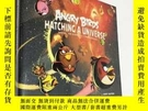 全新書博民逛書店AngryBirds:Hatching a Universe 憤