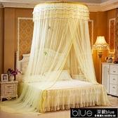 圓頂吊頂蚊帳.m.m床家用落地宮廷公主風免安裝床幔 QG【雙十一鉅惠】