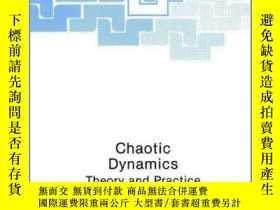 二手書博民逛書店Chaotic罕見Dynamics: Theory And Practice (nato Science Seri