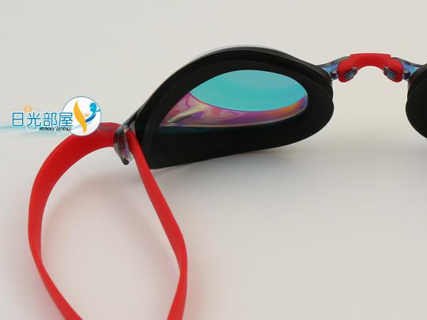 *日光部屋* Nile (公司貨)/ NPR-1M-RUSK 鍍膜/低阻/流線/競賽款泳鏡