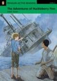二手書博民逛書店 《The Adventures of Huckleberry Finn with CD-ROM Pack》 R2Y ISBN:1405884452│MarkTwain