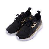 PUMA TSUGI APEX JEWEL 襪套式休閒運動鞋 黑金 366756-01 女鞋