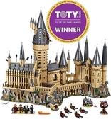 LEGO 樂高 Harry Potter Hogwarts Castle 71043 Building Kit, 2019 (6020 Pieces)
