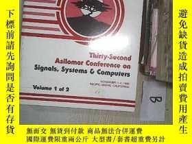 二手書博民逛書店Thirty-Second罕見Asilomar Conferen