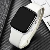 智慧手環 蘋果手機通用可接打電話智能手表多功能藍牙手環可通話血壓心率運動計步電子表 夢藝