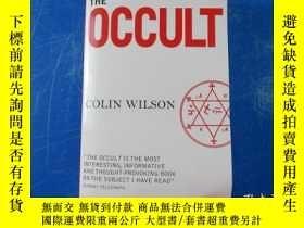 二手書博民逛書店THE罕見OCCULT COLIN WILSONY172244