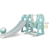 兒童滑滑梯室內家用嬰兒小孩秋千滑梯組合小型寶寶玩具家庭樂園-享家生活館
