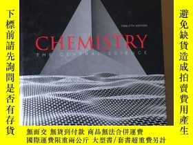 二手書博民逛書店CHEMISTRY罕見THE CENTRAL SCIENCEY2