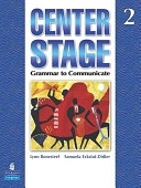 二手書博民逛書店 《Center Stage: Grammar to Communicate》 R2Y ISBN:9780136133285│Pearson Longman