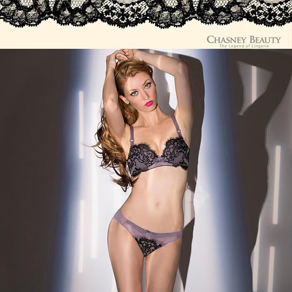 Chasney Beauty-Sarabande蕾絲S-L丁褲(紫)