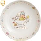 asdfkitty*日本san-x角落生物印度風陶瓷圓形深盤/咖哩盤/湯盤-日本正版商品