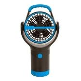【美國Coleman】BATTERYLOCK杯架風扇(藍)