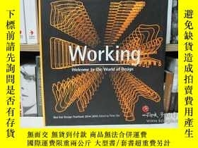 二手書博民逛書店Working:罕見Welcome to the World o